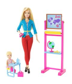 CCP68-Boneca-Barbie-Profissoes-Professora-Mattel