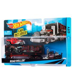 Caminhao-Transportador-Hot-Wheels---Road-Roller---Mattel
