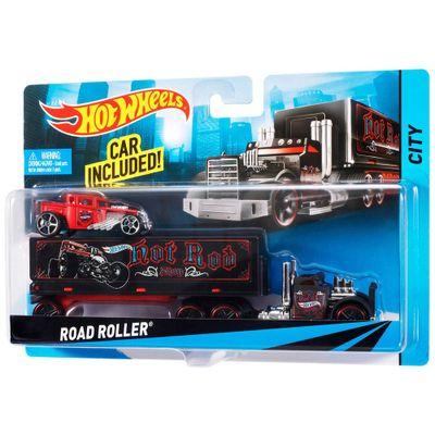 Caminhao-Transportador-Hot-Wheels---Road-Roller---Mattel