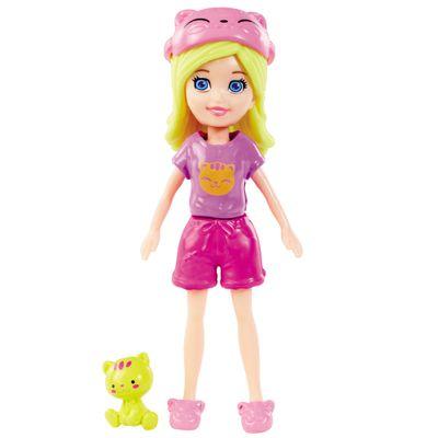 K7704-BCY71-Boneca-Polly-Pocket-Polly-com-Gatinho-Mattel