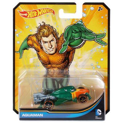 Carrinho Hot Wheels - Entretenimento - Aquaman - Mattel