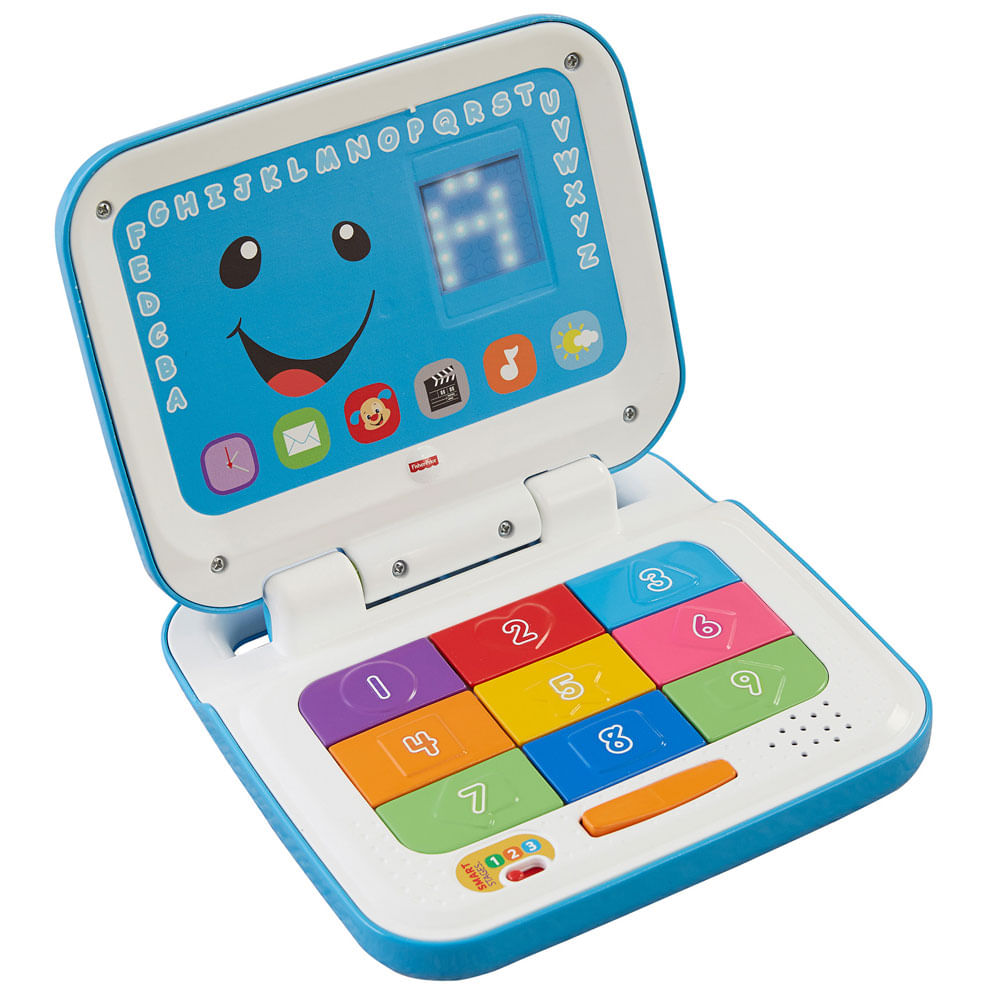 Laptop Aprender e Brincar - Fisher - Price