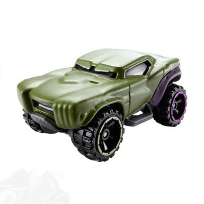 Carrinho-Hot-Wheels-Marvel---Hulk---Mattel