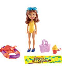 Bonecas-Polly-Pocket---Amigas-no-Parque-Aquatico---Boneca-Shani---Mattel