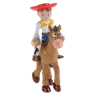 Bonecos Jessie e Bala no Alvo - Imaginext Toy Story 3 - Fisher-Price