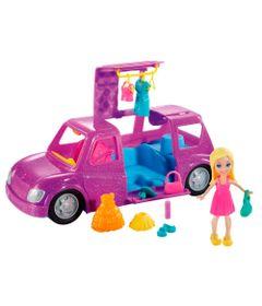 Boneca-Polly-Pocket---Super-Limousine---Mattel