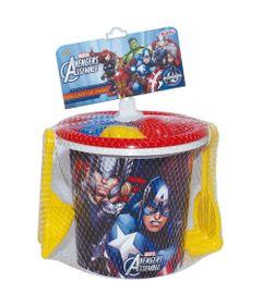 9724-Balde-de-Praia-Marvel-Avengers-Novabrink