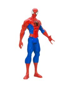 Boneco-Ultimate-Spider-Man-Web-Warriors---Titan-Hero-Series---30-cm---Spider-Man---Hasbro