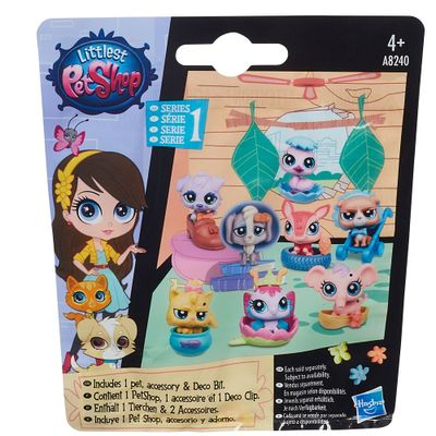 Mini-Figura-Littlest-Pet-Shop---Sortido---Serie-1---Hasbro