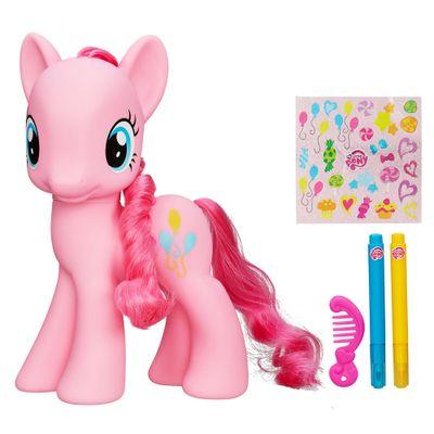 Figura Decorável My Little Pony - Cutie Mark Magic - Pinkie Pie - Hasbro