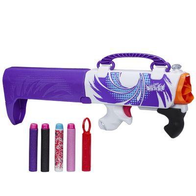 Lançador Nerf Rebelle - Secret Shot Purple - Hasbro