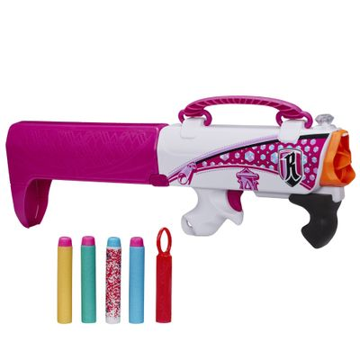 Lançador Nerf Rebelle - Secret Spies - Secret Shot com Dardos Coloridos - Hasbro