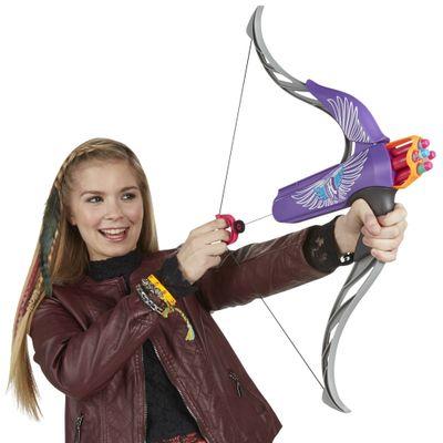 Lançador Nerf Rebelle - Strongheart Purple - Hasbro