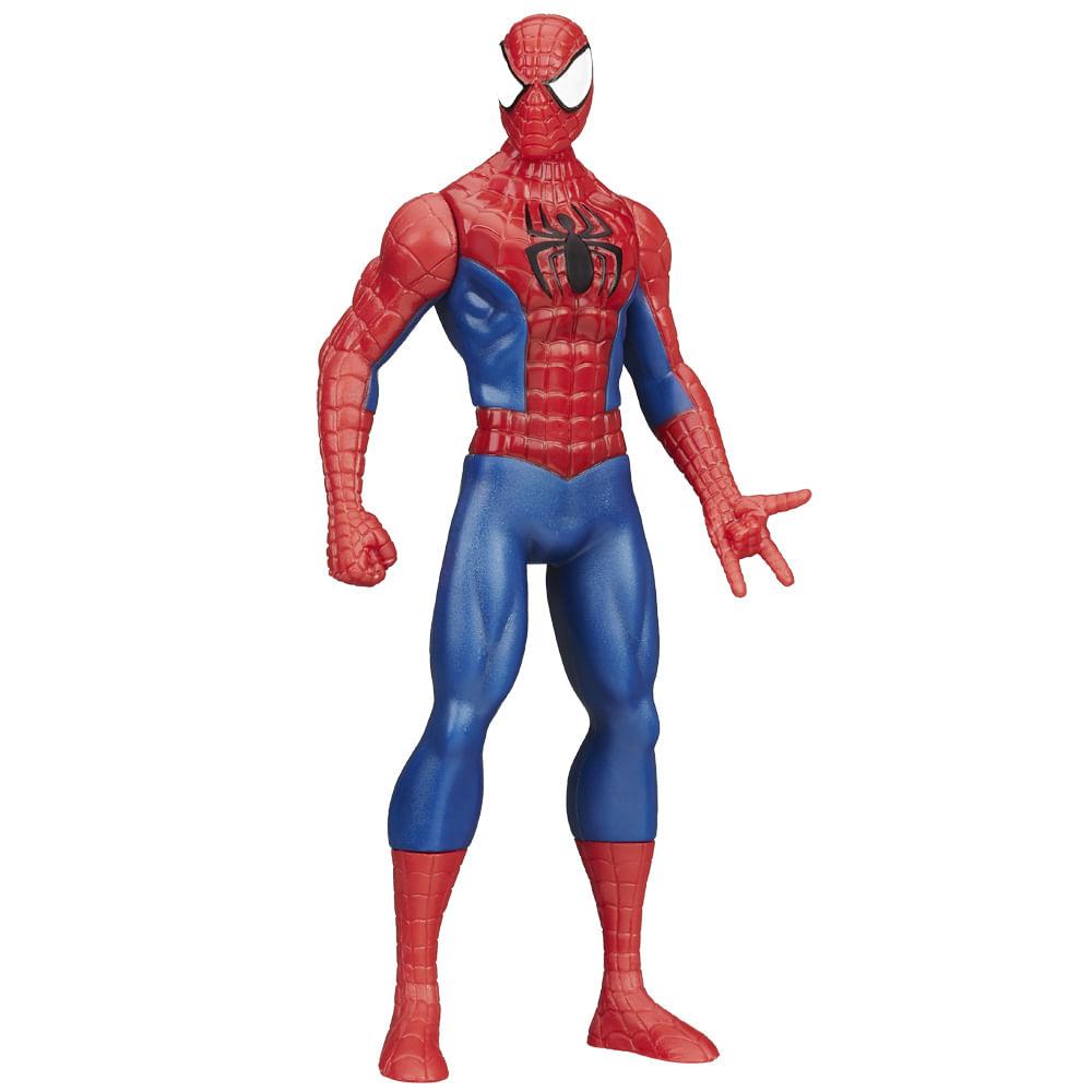 Boneco Marvel - Avengers - 15 cm - Spider - Man - Hasbro