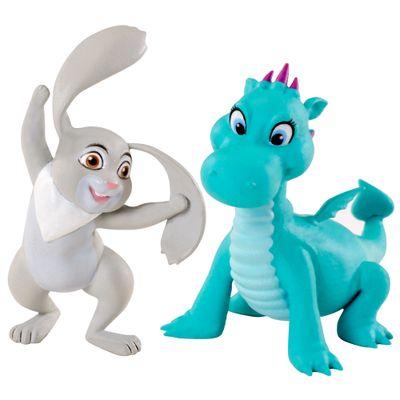 Mini Amigos Bichinhos - Princesinha Sofia - Disney - Mattel