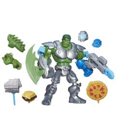 B0678-Conjunto-Boneco-Super-Hero-Mashers-Marvel-Hulk-Hasbro