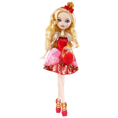 Boneca-Ever-After-High---Primeiro-Capitulo---Apple-White---Mattel