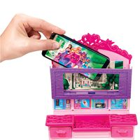 Centro-de-Comando---Barbie-Super-Princesa---Mattel