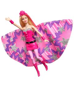 Boneca-Barbie---Super-Princesa---Mattel