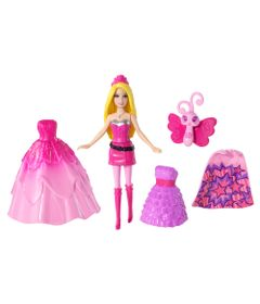 Kit-Bolsa---Boneca-Barbie---Super-Princesa---Mattel