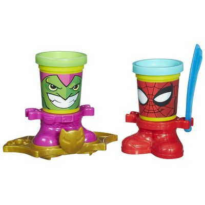 B0744-Massinha-Play-Doh-Spider-Man-e-Duende-Verde-Hasbro