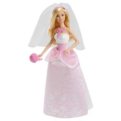 Boneca-Barbie---Noiva---Mattel