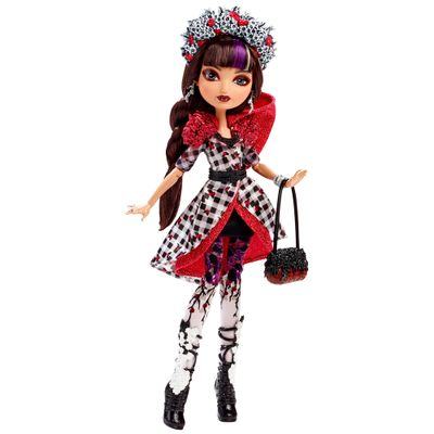 Boneca Ever After High - Deprimavera - Cerise Hood - Mattel