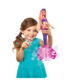 Boneca-Barbie---Sereia---Bolhas-Magicas---Mattel
