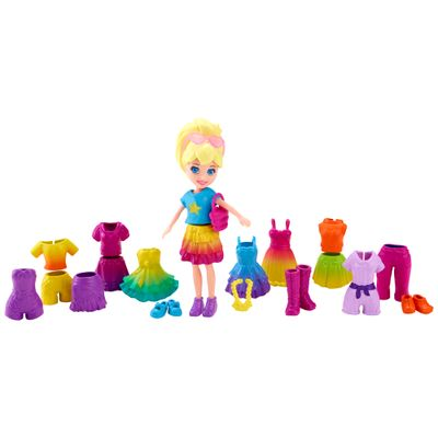 Boneca-Polly-Pocket-com-Roupinhas---Mattel