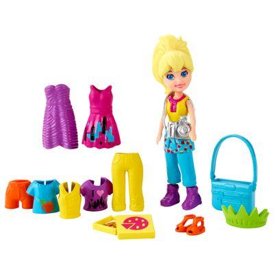 Bolsinha-Boneca-Polly-Pocket---Ferias-em-Nova-York---Mattel