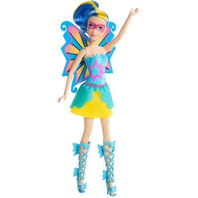 Bonecas Super Gêmeas - Barbie Super Princesa - Abby - Mattel