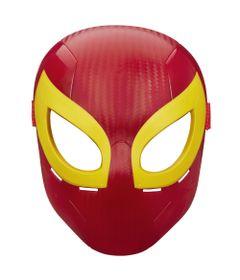 B1250-Mascara-Ultimate-Spider-Man-Web-Warriors-Iron-Spider-Hasbro