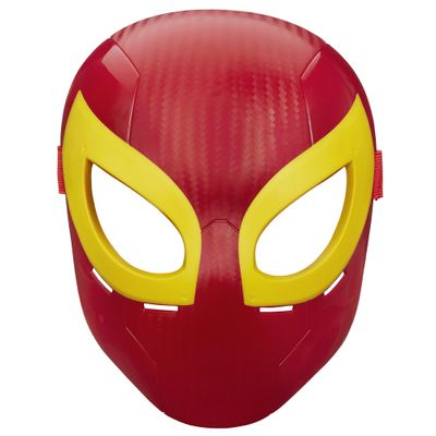 B1250-Mascara-Ultimate-Spider-Man-Web-Warriors-Iron-Spider-Hasbro