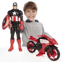 B1492-Boneco-e-Veiculo-Avengers-Titan-Hero-Capitao-America-Hasbro