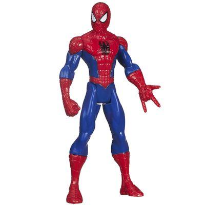 B1245-Boneco-Ultimate-Spider-Man-Web-Warriors-14-cm-Classic-Spider-Man-Hasbro