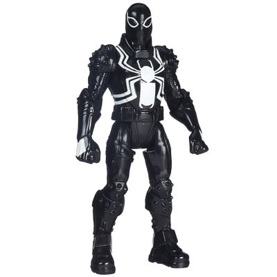 B1246-Boneco-Ultimate-Spider-Man-Web-Warriors-14-cm-Agent-Venom-Hasbro