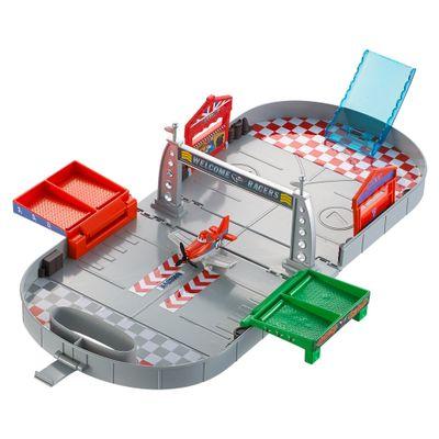 Pista Porta Aviões - Disney Planes - Mattel