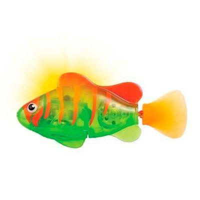 Robô Fish - Verde e Laranja - DTC