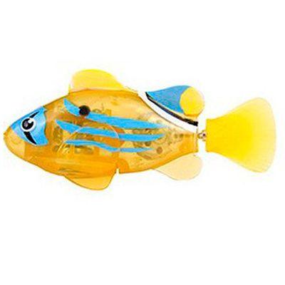 Robô Fish - Amarelo e Azul - DTC