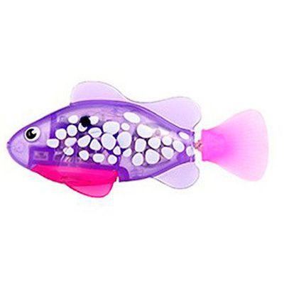 Robô Fish - Roxo e Branco - DTC