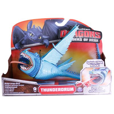 Action Figure - Como Treinar Seu Dragão - Thunderdrum Blue - Sunny