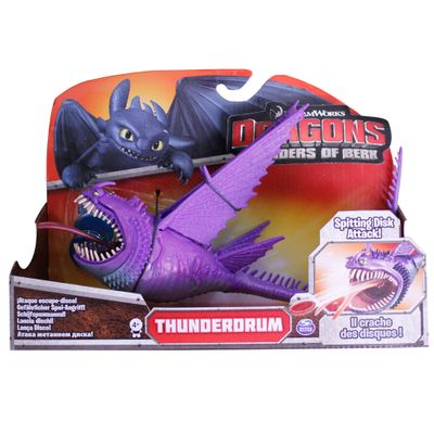 Action Figure - Como Treinar Seu Dragão - Thunderdrum Purple - Sunny
