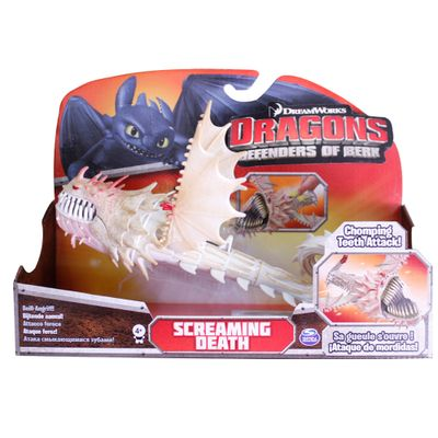 Action Figure - Como Treinar Seu Dragão - Screaming Death - Sunny