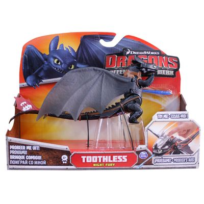 Action Figure - Como Treinar Seu Dragão - Toothless - Sunny