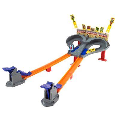 Hot Wheels - Pista Velocidade Explosiva - Mattel