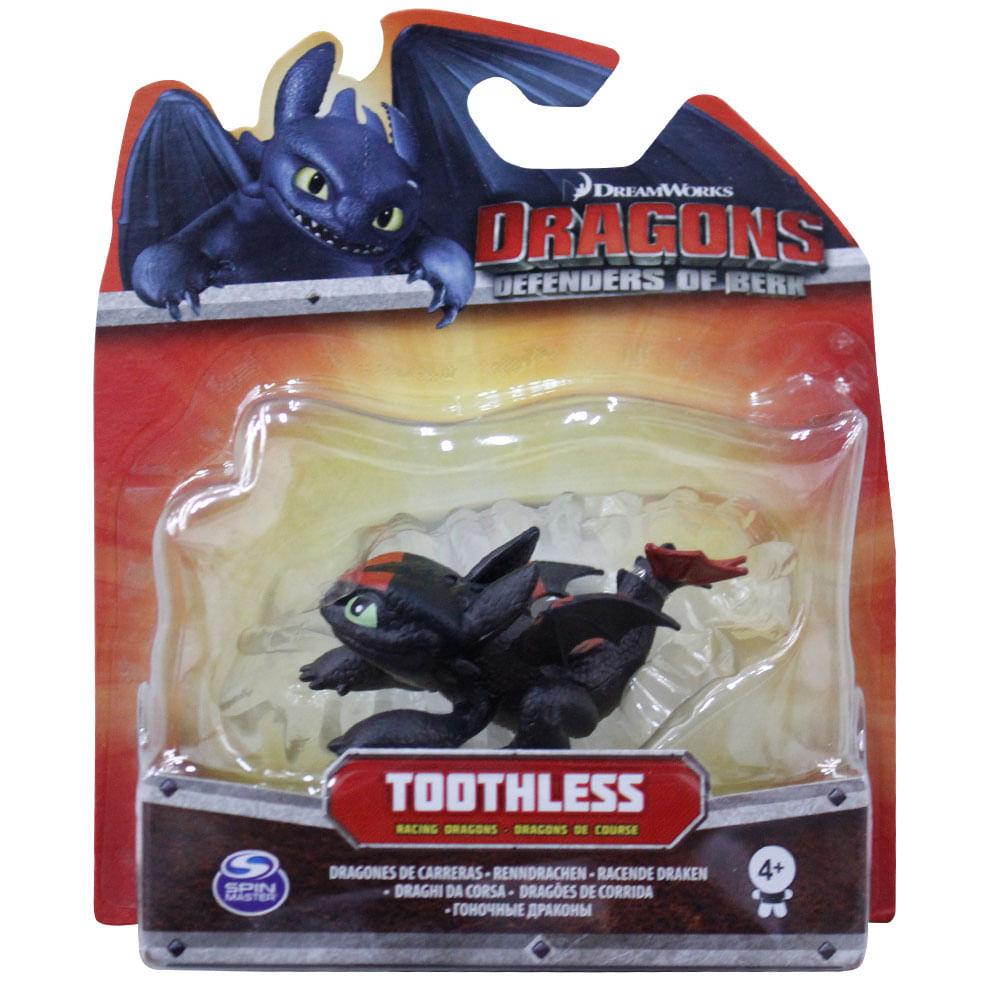 Mini Figura Articulada Como Treinar Seu Dragão - Toothless - Sunny