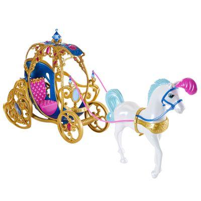 Princesas-Disney---Carruagem-da-Cinderela---Mattel