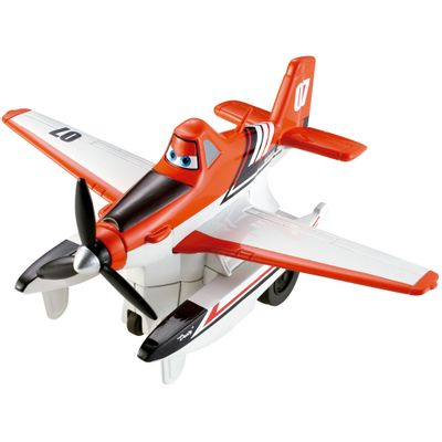 Avião Planes 2 Fire and Rescue - Firefighter Dusty - Mattel