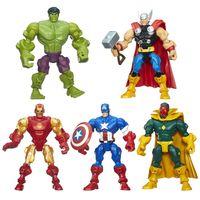 B1917-Bonecos-Marvel-Titan-Hero-Series-30-cm-Iron-Man-War-Machine-e-Quick-Silver-Hasbro