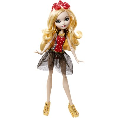 Boneca Ever After High - Praia Encantada - Apple White - Mattel